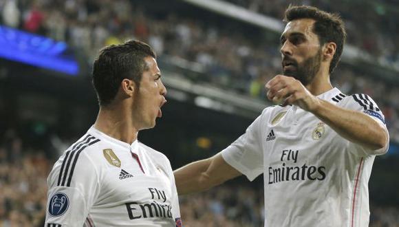 Cristiano Ronaldo: Arbeloa justificó gestos por lucha con Messi