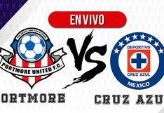 Cruz Azul vs. Portmore United, por la Concachampions: dónde y cuándo ver EN VIVO el partido de la 'Máquina Cementera'