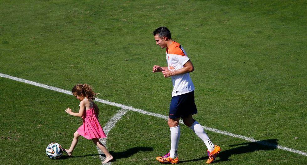 Día del Niño: conoce a los hijos de las estrellas del fútbol - 18