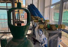 Hospital de Pucallpa tiene una planta de oxígeno inoperativa por obra inconclusa