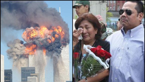 Los 5 peruanos que murieron el 11 de setiembre y el desgarrador testimonio de sus familiares. Foto: AFP y archivo de El Comercio