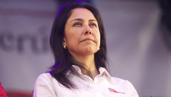 Nadine Heredia asumirá cargo en la FAO recién la próxima semana