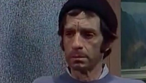 """El personaje de don Román apareció en un solo capítulo de """"El Chavo del 8"""" (Foto: Televisa)"""