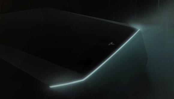 Tesla presentará su primera pick up eléctrica el 21 de noviembre. (Foto: Elon Musk)