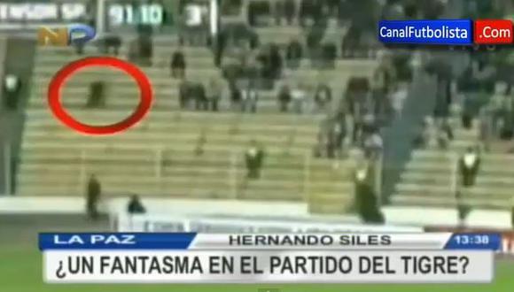 """Resuelven el misterio del """"fantasma"""" en la Copa Libertadores"""