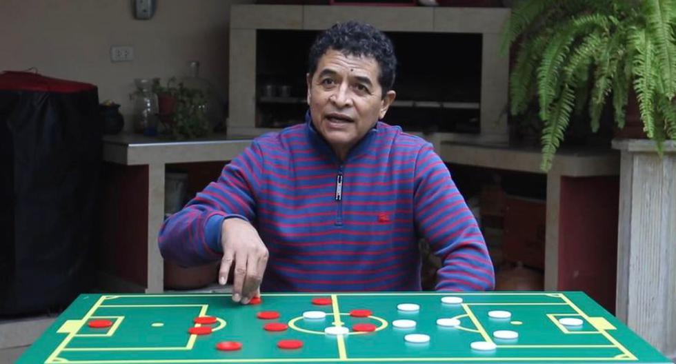 Juan José Oré fue muy crítico con Daniel Ahmed. el ex director de menores de la Federación Peruana de Fútbol. FOTO: GEC.