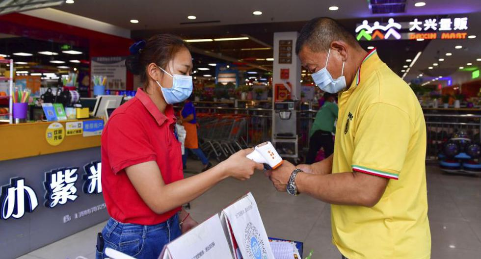 New coronavirus infections continue to rise in China due to regrowth in Yunnan