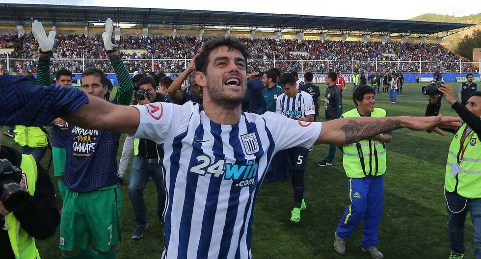 Luis Aguiar sería el volante creativo que necesita Pablo Bengoechea. (Foto: Archivo GEC)