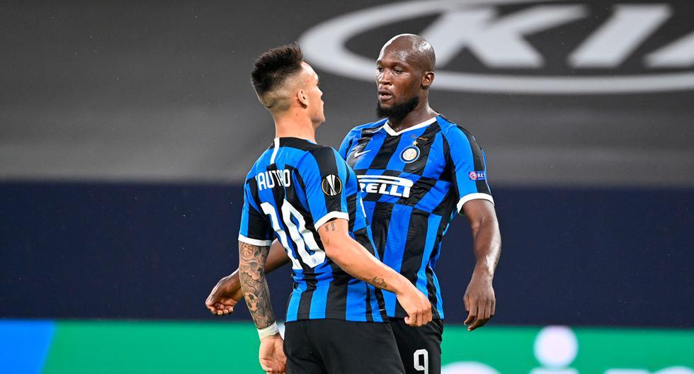 Inter de Milan enfrentó a Getafe por la Europa League | Foto: AP/EFE/AFP