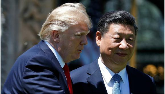 Algunos dicen que el presidente Donald Trump simplemente alardea con aranceles adicionales a US$100.000 millones en productos chinos (Foto: Getty Images)