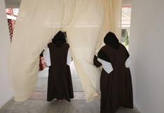 Monja salvadoreña da a luz a un niño y lo llama como el Papa