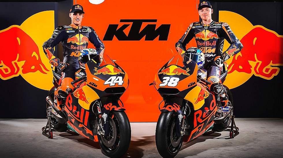 Así luce KTM para su debut en MotoGP - 2