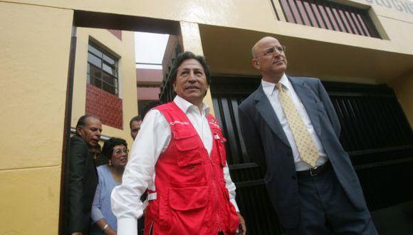 Detectan extraños viajes del ex jefe de seguridad de Toledo