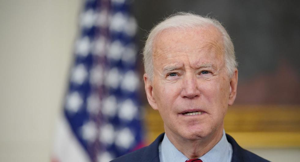 Biden asks Congress to ban assault rifles after the supermarket massacre