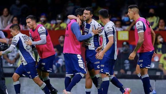 Pachuca accedió a las semifinales de la Liguilla MX tras vencer a América. (Foto: Agencias)