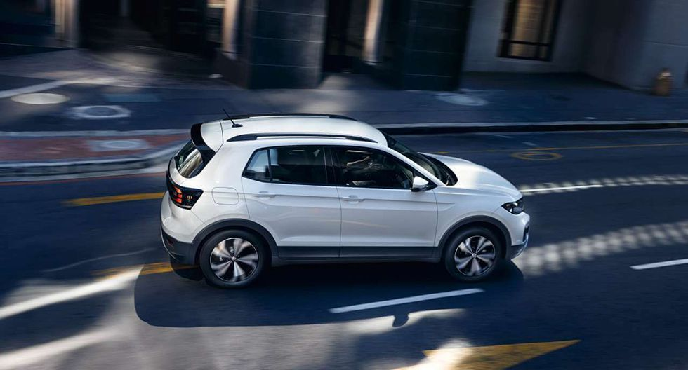 El T-Cross tiene la máxima calificación de cinco estrellas en ocupantes adultos y niños por EuroNCAP y LatinNCAP. (Foto: Volkswagen)