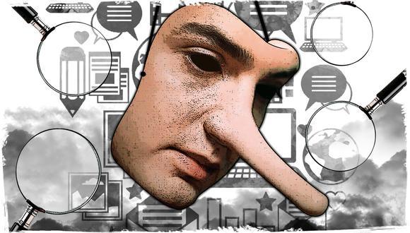 """""""Grandes cantidades de datos que antes no significaban nada ahora pueden convertirse en información que ayuda a gestionar mejor gobiernos y empresas"""". (Ilustración: Rolando Pinillos)"""