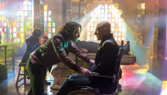 """¿La última cinta de """"X-Men"""" nos da un vistazo de Apocalipsis?"""