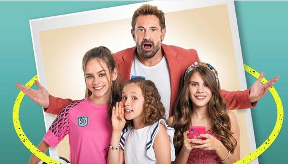 """Gabriel Soto y Vanessa Guzmán protagonizarán la comedia romántica """"Soltero con hijas"""" (Foto: Televisa)"""