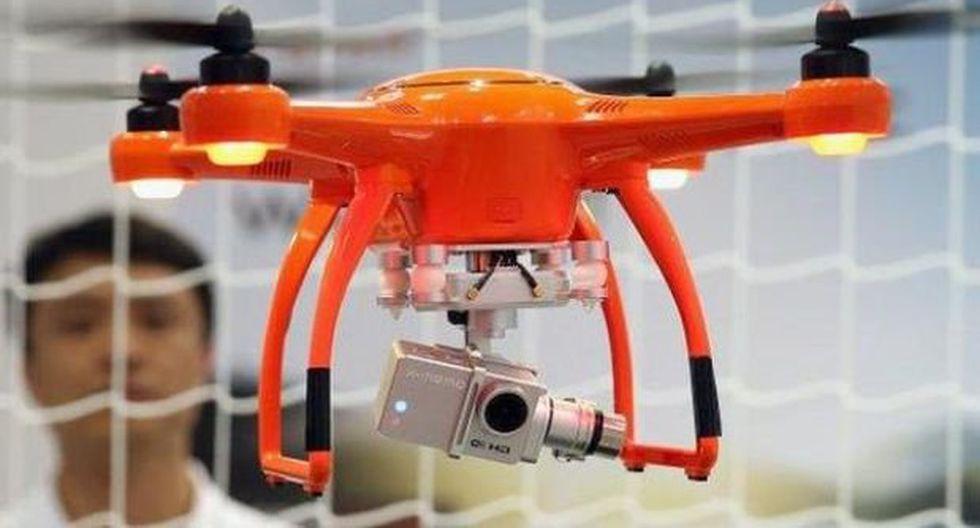 Sony crea empresa de drones para captura y análisis de imágenes