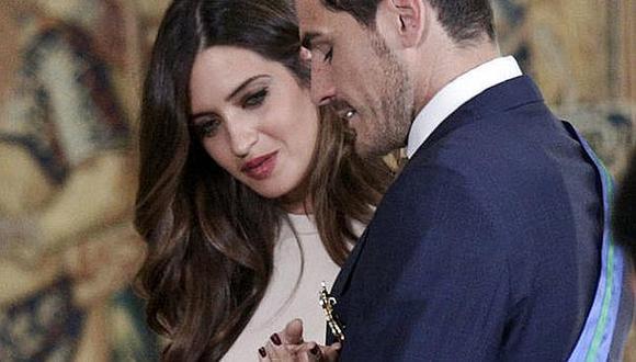 Los rumores de separación son cada vez más fuertes. Sin embargo, la pareja ha salido a desmentir el fin de su matrimonio (Foto: AFP)