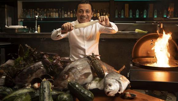 """Héctor Solís lidera la cocina del restaurante Fiesta en Lima, bajo el lema """"El producto no es negociable"""", por una gastronomía chiclayana honesta y en evolución."""