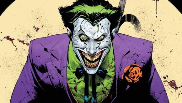 En su ochenta aniversario, el Joker por fin cumple su más retorcido sueño. Foto: DC.