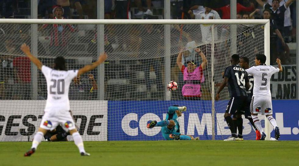 Colo Colo vs. Botafogo: el festejo brasileño en Santiago - 15