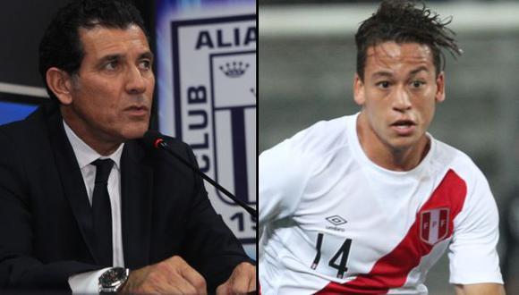 ¿Benavente a Alianza Lima? Esto respondió la directiva del club