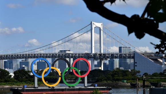 ATV se defiende y explica los detalles de la transmisión de los Juegos Olímpicos Tokio 2020. (Foto: Toshifumi KITAMURA / AFP).