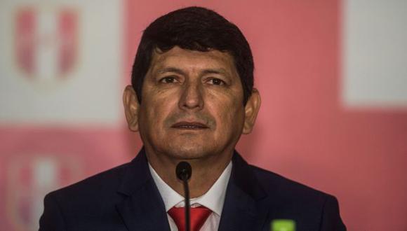 La Fiscalía denunció al dirigente deportivo por presuntas irregularidades cometidas durante su gestión como alcalde de Chongoyape, en Chiclayo. (Foto: AFP)