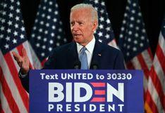 Cientos de ex altos funcionarios del gobierno de George Bush apoyarán a Joe Biden en las elecciones