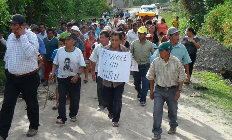 San Martín: comerciante de 65 años abusó sexualmente de un niño