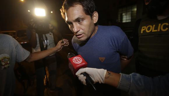 José Luis Soto Cubas, principal sospechoso del crimen en plena cuarentena, será investigado por la Segunda Fiscalía Especializada en Delitos contra la Mujer del Callao. (Foto: César Grados)