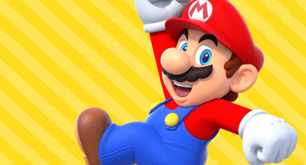 Super Mario Bros. (Captura de pantalla)