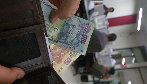 Los coeficientes de monetización y liquidez subieron en el primer trimestre. (Foto: GEC)