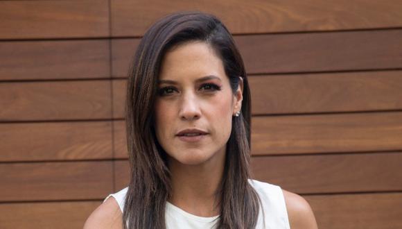 María Pía Copello se disculpa con seguidores que se quejaron por su mal trato. (Foto: GEC)