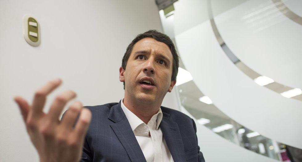 Mijael Garrido Lecca se pronunció tras los resultados obtenidos por el Apra en las Elecciones Congresales Extraordinarias 2020. (Foto: GEC)