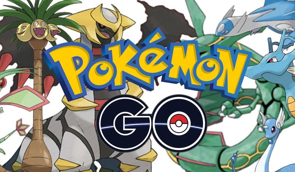 FOTO 1 DE 3 | ¿Cuáles son todos los Pokémon que aparecerán en la semana dragón? Aquí te lo contamos | Foto: Nintendo (Desliza a la izquierda para ver más fotos)