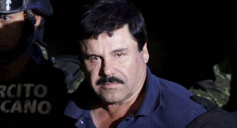 El Chapo Guzmán dice que está incomunicado y no puede dormir