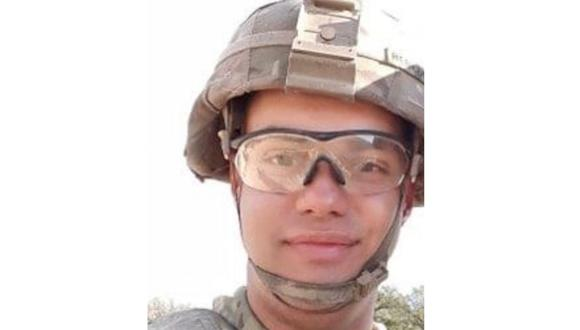 El cadáver de Francisco Gilberto Hernández-Vargas, de 24 años, fue hallado  en el lago Stillhouse Hollow, a pocos kilómetros de la base militar de Fort Hood en Texas, Estados Unidos. (Foto: The Fort Hood Press Center)
