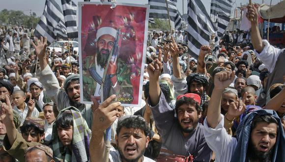 En Pakistán hubo protestas antiestadounidenses, tras el asesinato de Osama Bin Laden, en el 2011. (Reuters).