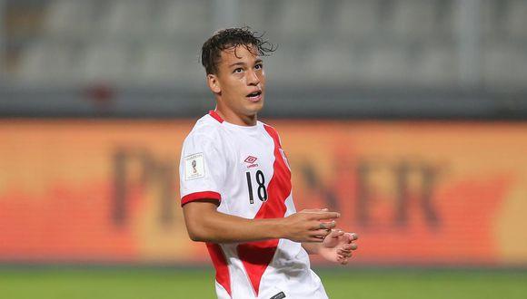 Cristian Benavente cumple 26 años. Es un deportista que no solo está relacionado al fútbol y su amor por el Perú es algo que le viene desde muy pequeño. (Foto: GEC)