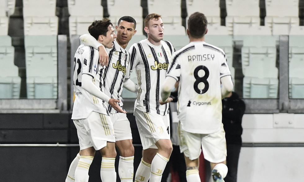 Juventus vs. Crotone: las imágenes del partido por la Serie A | Foto: REUTERS