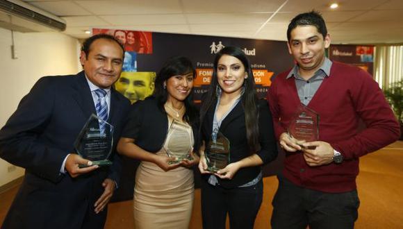 Periodista de El Comercio fue reconocido por reportaje