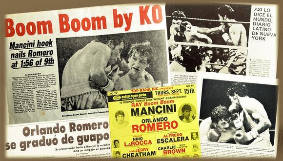 Orlando Romero dejó las mejores impresiones en la prensa estadounidense.