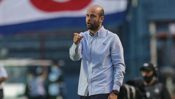 Miguel Ángel Ramírez será el nuevo DT de Internacional de Porto Alegre | Foto: AFP
