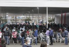 Essalud: vacunatorio de Plaza Norte no atenderá del 20 al 22 de setiembre por trabajos de mantenimiento