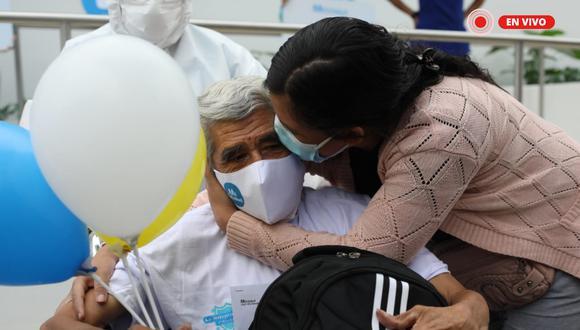 Sigue aquí todo sobre la COVID-19 en el Perú. Hoy conoce más sobre el avance en la vacunación, casos, muertos y más. FOTO: El Comercio