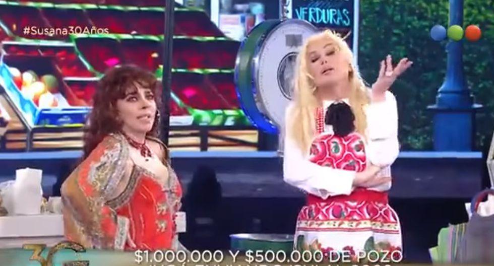 Verónica Castro le reveló a Susana Giménez porque nunca se casó